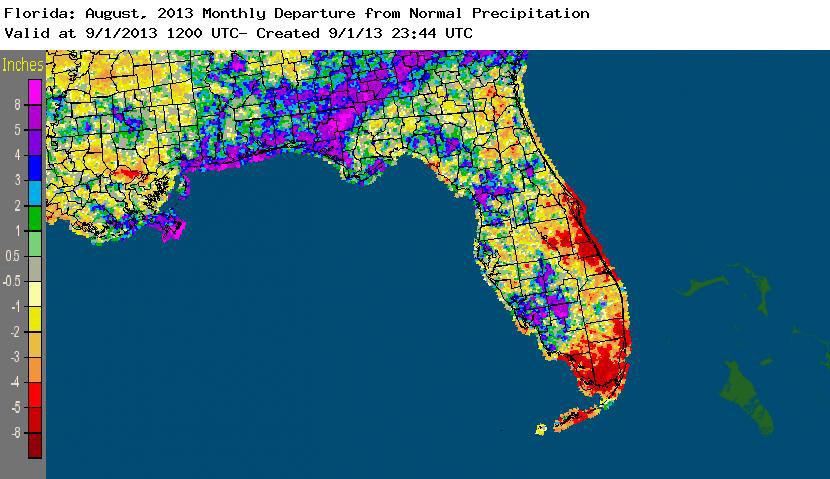 rainfall graphic